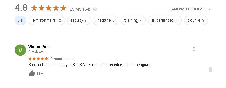 tally course online in pune